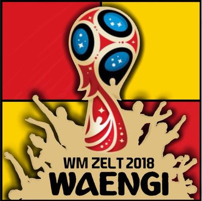 WM Zelt 2018 - Public Viewing in Wängi