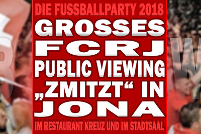 FCRJ Public Viewing WM 2018