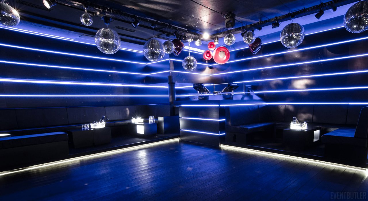 Club Bellevue - Eventlocation in Zürich