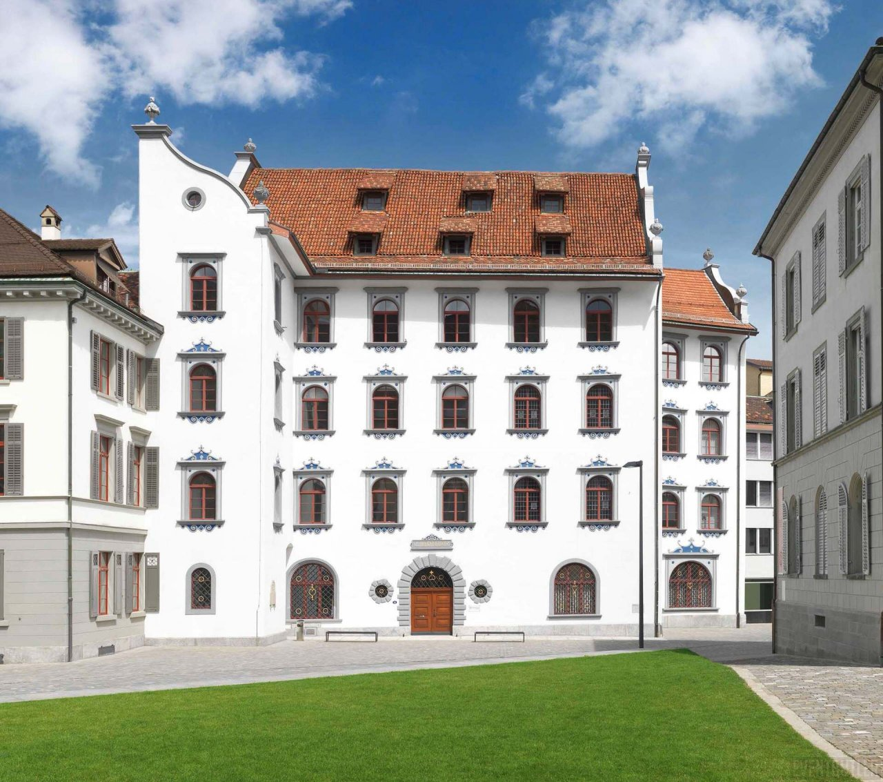 Stadthaus Ortsbürgergemeinde St. Gallen - Eventlocation in St. Gallen