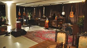 Privater Music-Club im stilvollen Jazzkeller-Style in Zürich City