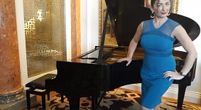 Pianistin & Sängerin für Galas, Firmenevents, Privatparties