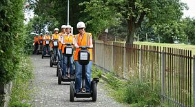 Segway City Touren Zürich