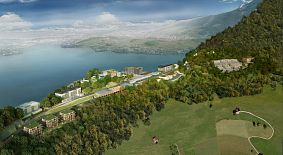 Bürgenstock Resort Lake Lucerne
