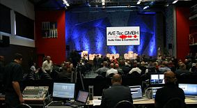AVE-Tec GmbH Audio, Video und Eventtechnik