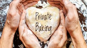 Private Baking - der private Backspass für zwei
