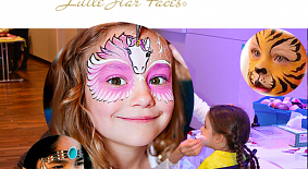 Little Star Faces - Professionelles Kinderschminken