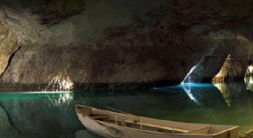 "Private Events in der Seegrotte ""Lac Souterrain St. Léonard"""