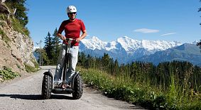 Segway Touren und Events (Indoor / Outdoor)