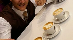 Coffee & Barista Catering