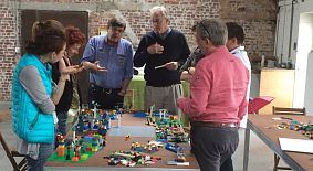Strategie Workshops using the LEGO® SERIOUS PLAY® - Methode