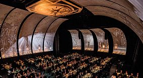 Indiana's Symphony - Film | Music | Dinner