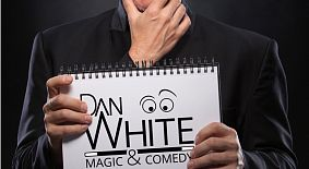 Zauberer Dan White - Magic & Comedy