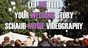 LET ME TELL YOUR WEDDING STORY