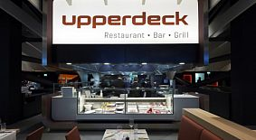 Restaurant upperdeck