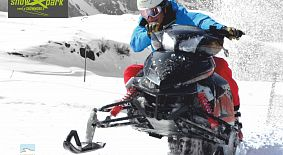 snowXpark Engelberg - rent a Snowmobile