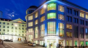 Einstein St.Gallen | Hotel Congress Spa