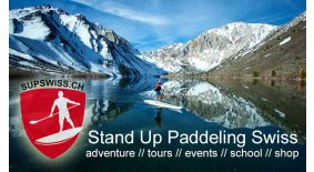 Supswiss - Firmenenvents mit Stand Up Paddle