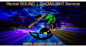 ACUSTRONICS Sound-Light-Systems