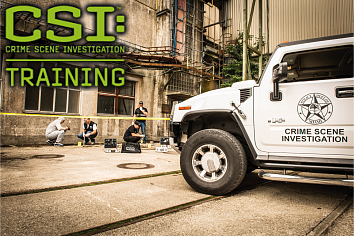 CSI: Training - Das Original zur TV-Serie