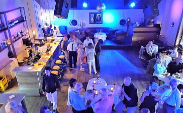 Mellow Club - Exklusiv Partyraum mieten Zürch - Event Location