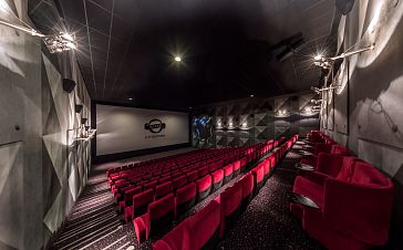 KITAG CINEMAS Cinedome St. Gallen Abtwil