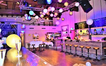 Mellow Eventlocation - Exklusive Events mieten in Zürich