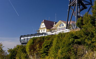 Hotel und Restaurant UTO KULM | Top of Zurich