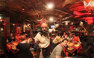 The Pirates | Musicbar & Restaurant