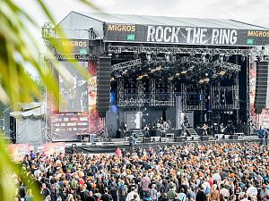 Rock the Ring   Firmenlounge