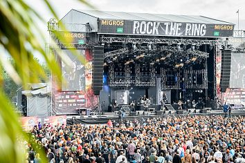 Rock the Ring | Firmenlounge